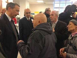 """Clochard morto di freddo a Milano, l'appello di Sala ai senzatetto: """"Non dormite per strada"""""""