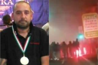 Tifoso morto negli scontri prima di Inter-Napoli: arrestato l'investitore di Daniele Belardinelli