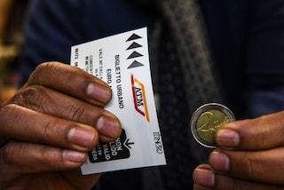 Milano, da luglio il biglietto Atm dei mezzi pubblici costerà due euro