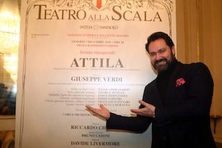 Milano, conto alla rovescia per la prima alla Scala: l'Attila di Verdi apre la stagione 2018/2019