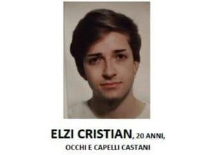 Il ragazzo scomparso, Cristian Elzi