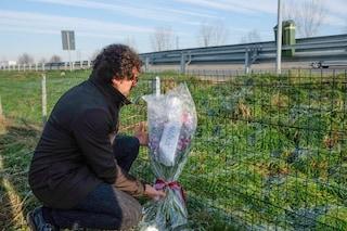 Cinghiali sull'Autostrada A1, il ministro Toninelli rende omaggio alla vittima dell'incidente