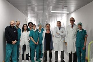 Bergamo, effettuato primo trapianto combinato fegato-polmoni al Giovanni XXIII a paziente 16enne