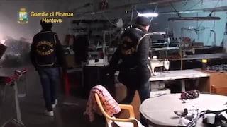 Lavoro nero a Mantova: 30 tra adulti e bimbi cinesi chiusi giorno e notte in un laboratorio