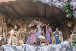 Statua di Gesù Bambino rubata dal presepe della chiesa: individuato uno degli autori del furto