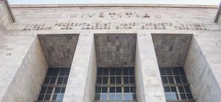 """Milano, Alfonso Bonafede visita avvocato caduto dalla balaustra del tribunale: """"Non accada mai più"""""""