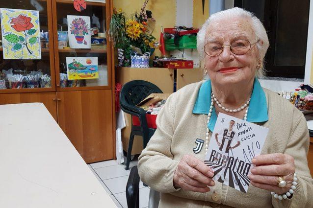 Nonna Lucia (Foto Davide Arcuri)