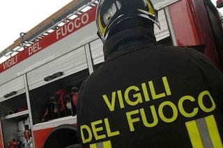 Incendio in un palazzo a Busto Arsizio: sette persone intossicate