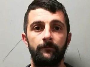 Il detenuto evaso e poi arrestato