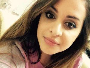 Chiara Venuti, la ragazza morta in un incidente stradale a Vignate (Facebook)