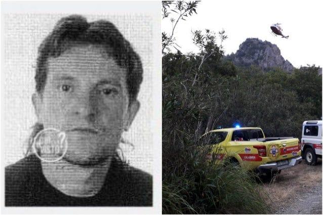 Antonio Borghetti, scomparso il 29 gennaio e i mezzi di soccorsi durante le ricerche