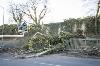 Traona, il vento forte scoperchia le case: donna muore colpita da pezzi di tetto