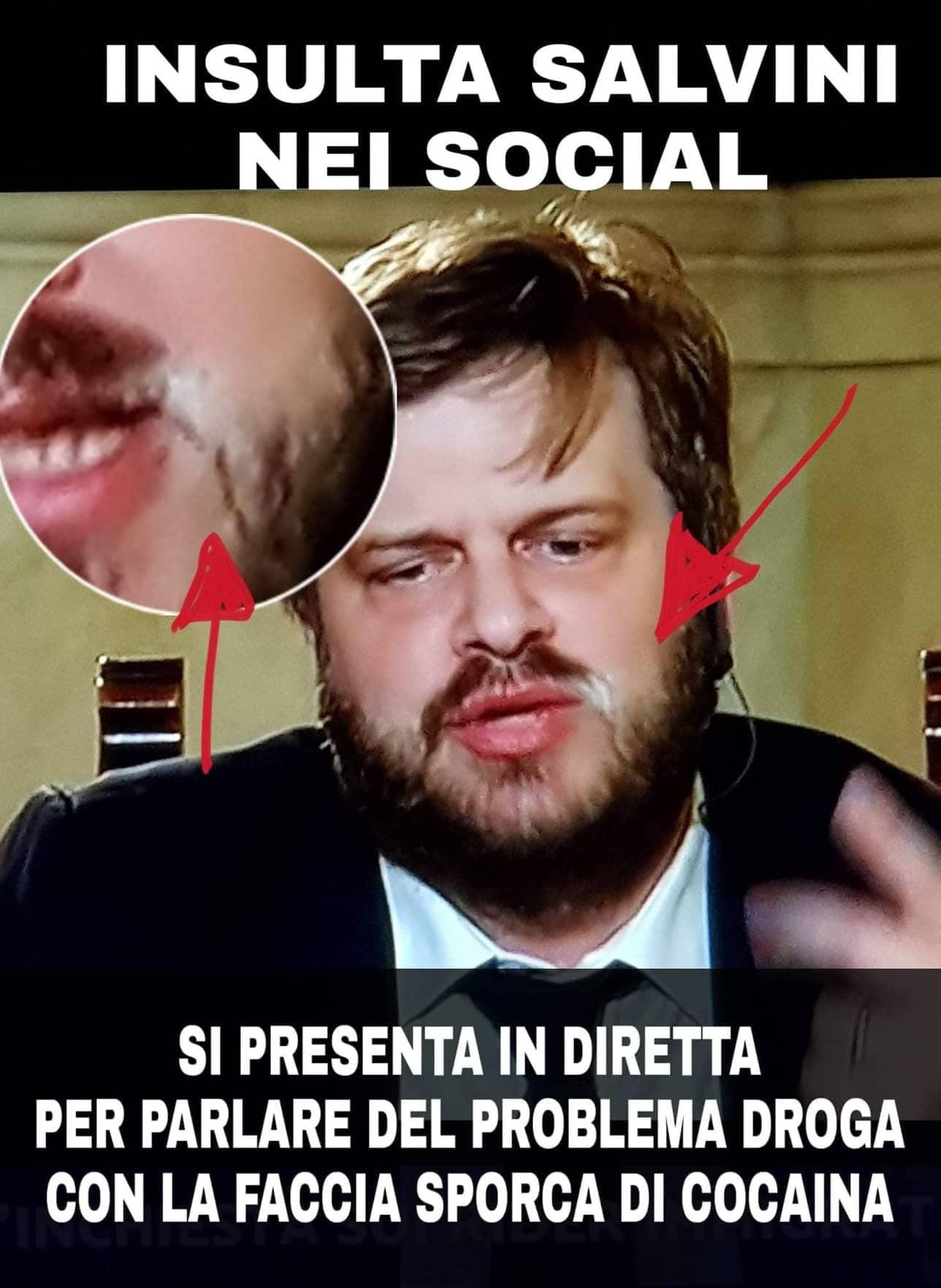 Il meme pubblicato dall'assessore Majorino