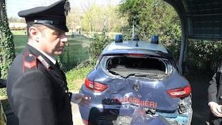 """Bus in fiamme, i carabinieri che hanno salvato i bimbi: """"Abbiamo solo fatto il nostro dovere"""""""