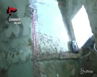 Cadavere murato a Senago: 30 anni di condanna all'ex amante, mandante dell'omicidio