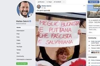 Milano, la ragazza messa alla gogna sui social da Salvini querela gli hater che l'hanno insultata