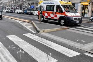 Milano, investita da un furgone mentre attraversa la strada: gravissima ragazza di 18 anni