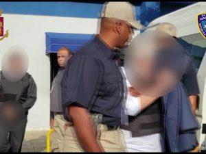 Due dei latitanti arrestati