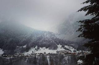 Meteo Lombardia, tornano freddo e neve: imbiancate le province di Bergamo e Brescia