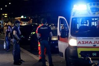 Notte di paura per due ragazze di 18 e 19 annI: la loro auto sbanda e si schianta a Darfo Boario
