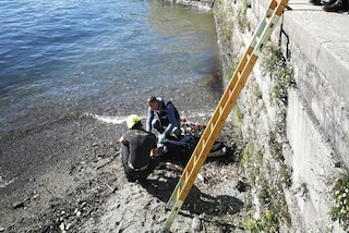 Giallo a Como: dalle acque del lago riemergono i cadaveri di due persone
