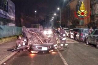 Tragico incidente a Milano: auto si ribalta nei pressi dell'aeroporto di Linate, muore 25enne