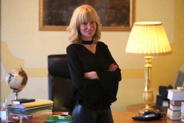 Laura Ferrari, sindaca di Lentate sul Seveso
