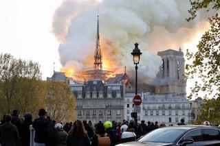 """Incendio Cattedrale Notre Dame, Beppe Sala: """"La nostra vicinanza al popolo francese"""""""
