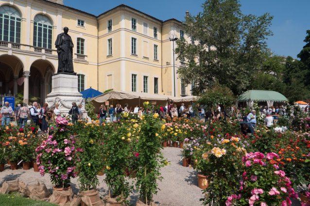 I vivai di Orticola ai Giardini Indro Montanelli