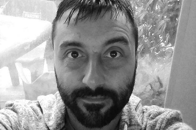 La vittima Sergio Dagnoli