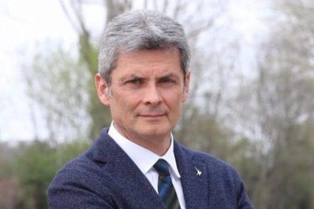 Il nuovo sindaco di Pavia, Mario Fracassi