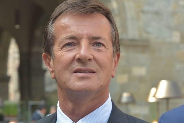 Il sindaco di Bergamo Giorgio Gori