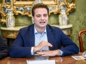 Il consigliere regionale Fabio Altitonante