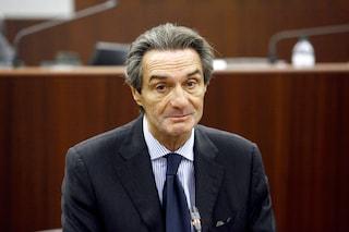 """Lombardia, il governatore Attilio Fontana: """"Non temo attacchi e fake news, risponderò ai magistrati"""""""