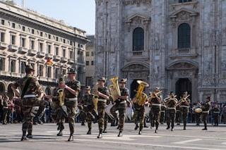 Adunata degli Alpini, a Milano 500mila persone: l'area C diventa pedonale, entrano solo i residenti