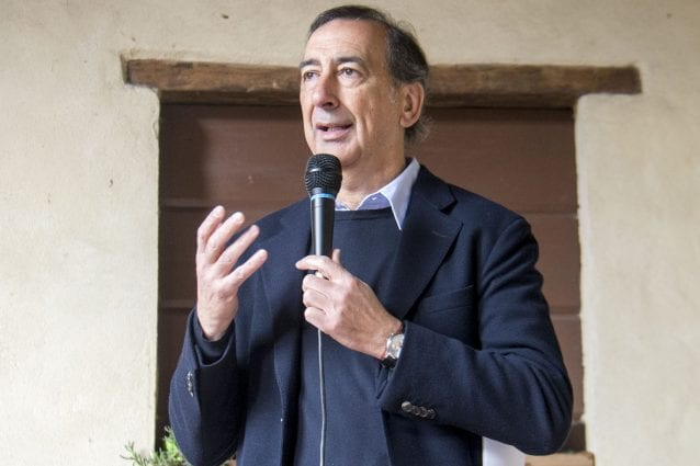 Il sindaco di Milano, Giuseppe Sala