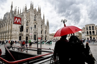 Allerta meteo martedì 9 luglio a Milano: codice giallo per forti temporali