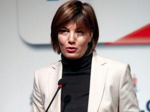 L'ex eurodeputata di Forza Italia Lara Comi