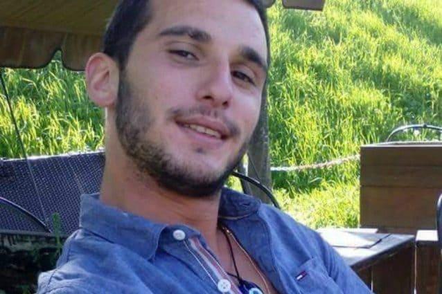 La vittima Leonardo Penaccini