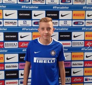 Morto per un malore a 15 anni Maicol Lentini, ex promessa delle giovanili dell'Inter