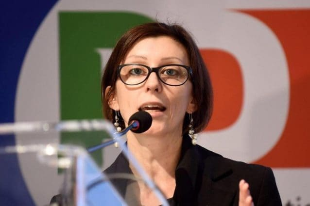 La segretaria dem Silvia Roggiani