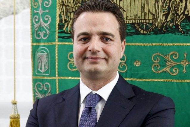L'ex sottosegretario lombardo Fabio Altitonante
