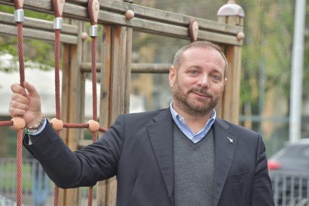 Giacomo Stucchi, candidato sindaco del centrodestra a Bergamo (LaPresse)