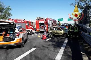 Doppio incidente sulla A8 a Castellanza e sulla superstrada: traffico in tilt tra Milano e Varese