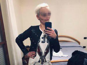 La donna arrestata per aver gettato dell'acido sull'ex fidanzato (Facebook)