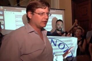 """Casalmaggiore, il neo eletto sindaco leghista Bongiovanni insulta l'opposizione: """"Quella è feccia"""""""