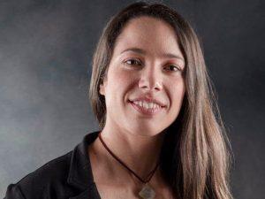 La candidata sindaco del centrodestra a Malnate, Daniela Gulino