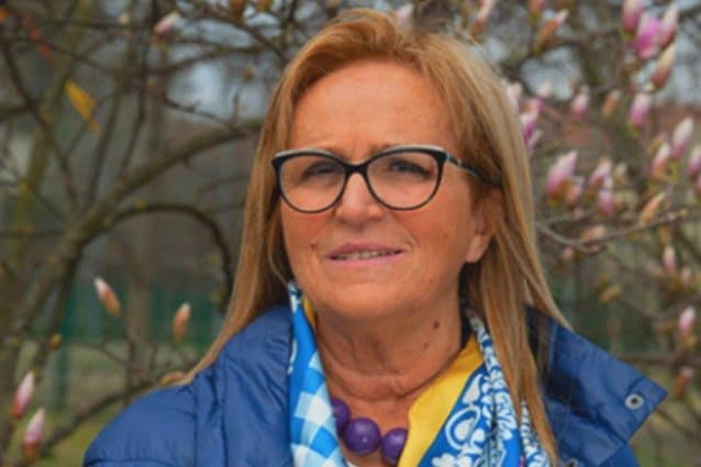 Daniela Maldini, neo eletta sindaco di Novate Milanese