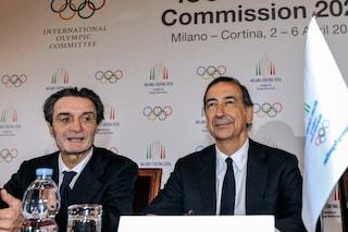 """Giochi invernali 2026 affidati a una fondazione, Sala e Fontana: """"Serve una legge olimpica"""""""