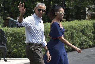 Barack Obama posticipa la visita sul lago di Como, ospite di George Clooney: arriverà sabato